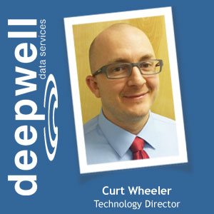 Curt Wheeler manages DeepWell Data Services